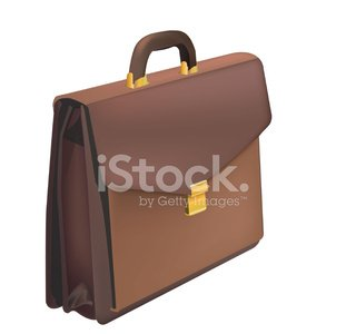 Briefcase,Business,Leather,Bag,Suitcase,Portfolio,Document,isolated objects,Illustrations And Vector Art,Office Interior,White Background,Vector,Business Travel,Occupation