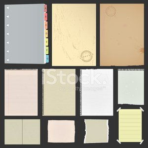 Lined Paper,Note Pad,Torn,Old,Document,Paper,Damaged,Ilustration,Backgrounds,Vector,Empty,Illustrations And Vector Art,Striped,Distressed,Yellow,Paper Clip,Folded,Vector Backgrounds,Photo-Realism,Spiral Notebook,Blank,Thumbtack,Copy Space,No People,Business,Clip,Office Supply