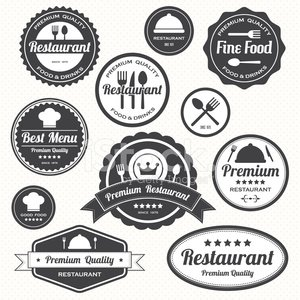 Sign,Food,Retro Revival,Restaurant,Old-fashioned,Label,Badge,Symbol,Fork,Rubber Stamp,Circle,Diner,Chef,Vector,Star Shape,Table Knife,Ribbon,Banner,Cultures,Spoon,Cafe,Elegance,Meal,Hat,Computer Graphic,Ilustration,Dining,Set,premium,Business,Art,Design,Classic,Style