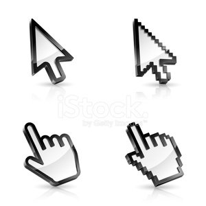 Computer Mouse,Cursor,Pointer Stick,Click,Arrow Symbol,Human Hand,Symbol,Computer Icon,Internet,Three Dimensional,Thumb,Human Finger,Digitally Generated Image,Computer,Pixelated,Connection,www,Aiming,Technology,Data,Pointing,Four Objects,Design Element,Shape,Direction,Black Color,Shiny,Isolated,Plastic,Stick - Plant Part,Sign,Cyberspace,Communication,Hyperlink,Choice,Computer Graphic,White