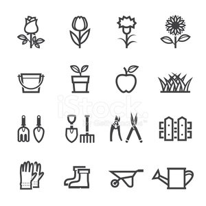 Watering Can,Vase,Rose - Flower,Icon Set,Gardening Glove,Agriculture,Spring - Flowing Water,Flower Pot,Fence,Trowel,Flower,Sunflower,Farm,Gardening,Growth,Tulip,Scissors,Grass,Planting,Rural Scene,Work Tool,Storage Tank,Rake,Shovel,Equipment,Seed,Spraying,Apple - Fruit,Nature,Earth,Boot,Garden Hoe,Environment,Cotyledon,Ilustration,Flower Bulb,Hobbies,Single Object,White Background,Collection