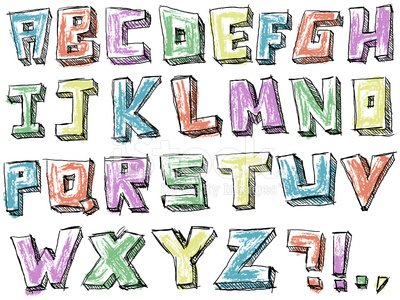 Text,Drawing - Activity,Crayon Drawing,Incomplete,Alphabetical Order,Humor,Vector,Painted Image,Education,Sign,Sketch,Multi Colored,Ilustration,Scribble,Three Dimensional,Isolated,Isolated On White,uppercase,Pencil,Pencil Drawing,Child's Drawing,Grunge,Colors,Three-dimensional Shape,Crayon,Childhood,Symbol,Childishness,Drawing - Art Product,Paintings,Cartoon,Clip Art,Set,Typescript,Alphabet,Doodle,Handwriting,Design