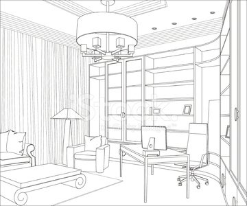 Home Interior,Indoors,Furniture,Sketch,Office Interior,Plan,Blueprint,Domestic Room,Ilustration,Chandelier,Apartment,Residential District,Construction Industry,Black And White,Empty,Lifestyles,Architecture,Computer Graphic,Shape,White,Design,Cabinet,Paintings,Technology,Drawing - Art Product,achromatic,Desk,Frame,Housing Project,Drafting,Backgrounds,Window,render,Abstract,Computer,Pattern,Space
