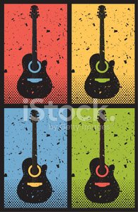 Guitar,Music,Acoustic Guitar,Acoustic Music,Dirty,Musical Instrument,Jazz,Poster,Distressed,Damaged,Grunge,Modern Rock,Folk Music,Blues,Clip Art,Classical Music,Retro Revival,Blue,1940-1980 Retro-Styled Imagery,String Instrument,Ilustration,Illustrations And Vector Art,stock image,Red,Vector,Performance,Stock Vector,Spotted,Orange Color,Entertainment,Pop Art,Stock Illustration