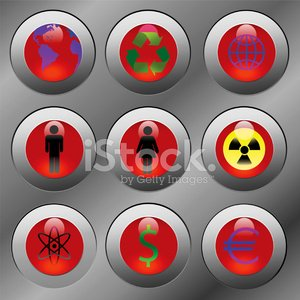 Social Issues,Computer Icon,Symbol,Finance,Radioactive Warning Symbol,Gender Symbol,Globe - Man Made Object,Vector,Red,People,Men,Women,Euro Symbol,Nuclear Power Station,Concepts,Atom,Business,Recycling,Medicine And Science,Business Concepts,Ideas,Dollar Sign,Arrow Symbol,Currency,Recycling Symbol,Shiny