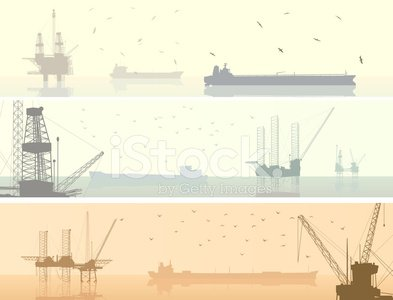 Tanker,Industrial Ship,Ship,Vector,Sea,Natural Gas,Drill,Fuel and Power Generation,Gasoline,Backgrounds,Oil Pump,Horizon Over Water,Banner,Horizon,Barrel,Machinery,Oil Industry,Water,Oil,Bird,Fossil Fuel,Horizontal,Industry,Drilling Rig,Orange Color,Ilustration