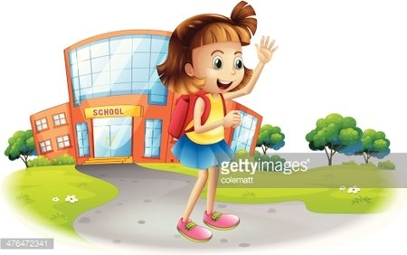 Orange,Computer Graphics,Weed,People,Image,Bag,Education,Plant,Smiling,Street,Footpath,School Building,Blue,Green Color,Orange Color,Campus,Glass - Material,Bush,Tree,Land,Leaf,Small,One Person,Backgrounds,Computer Graphic,Backpack,Child,Adult,Concrete,Grass,Preschool Building,Anthropomorphic Smiley Face,Illustration,Females,Women,Girls,Vector,Single Flower,Background,Clip Art,Preschool,Isolated