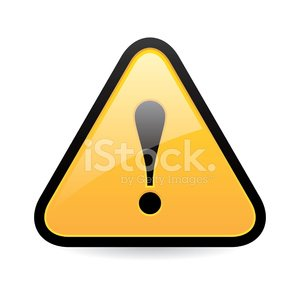 Security System: Security System Yellow Triangle