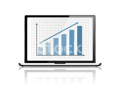 Computer Monitor,White Background,Graph,Chart,Report,Analyzing,Visual Screen,Financial Report,Success,Data,Computer,No People,Laptop,Growth,PC,Reflection,Isolated On White,Diagram,Business,Liquid-Crystal Display,Shadow,Number,Vector,Bar Graph,Blue,Isolated,Finance,Arrow Symbol