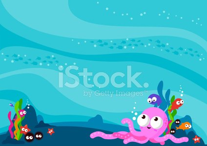 Sea,Fish,Seaweed,Backgrounds,Underwater,Vector,School of Fish,Sea Life,Ocean Floor,Swimming Animal,Cute,Aquarium,Cartoon,Octopus,Blue,Tropical Fish,Starfish,Coral,Cheerful,Sea Urchin,Animal,Water,Ilustration,Nature,Aquatic
