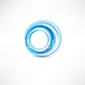 Circle,Multi-Layered Effect,Motion,Curve,Vector,Blue,Ilustration
