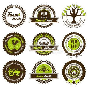 Label,Retro Revival,Farm,Sign,Organic,Tractor,Vegetable,Freshness,Seal - Stamp,Symbol,Badge,Rubber Stamp,Merchandise,Tree,Leaf,Part Of,Food,Design,Healthy Lifestyle,Isolated,Insignia,Biology,Ingredient,premium,template,White,Ilustration,Set,Plant,Sparse,Collection,Art Product,Vector,Nature,Environment,Green Color,Curve,Ribbon,Brown