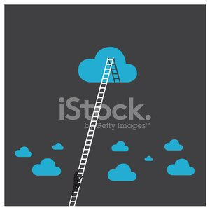 Moving Up,Clambering,Success,Ladder,Silhouette,Businessman,Men,Cloud - Sky,Cloudscape,Employment Issues,Motivation,Occupation,Growth,Vector,Ideas,Business,Inspiration,Staircase,Creativity,Sky,No People,Symbol,Blue,Concepts And Ideas,Shape,Concepts,Step Ladder,Shadow,White,Ilustration,Imagination,Blank,Leadership