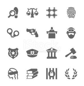 Symbol,Police Force,Icon Set,Courthouse,Legal System,Law,Gavel,Prison,Built Structure,Authority,Book,Vector,Criminal,Crime,Handcuffs,Fingerprint,Justice - Concept,Special Forces,Gun,Connection,Mallet,Sign,People,Human Hand,Security,Footprint,Badge,Arrest,Set,Painted Image,Power,Weight Scale,Shooting,Stealing,Computer,Design,Agreement,Legislation,Design Element,Handgun,Business,Collection,Order,Isolated,Judgement