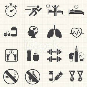 Icon Set,Boxing,Symbol,Capsule,Winning,Timer,Measuring,No Smoking Sign,Sport,Dumbbell,Waist,Yoga,Ilustration,Aerobics,Dieting,Activity,Gym,Internet,Food,White Background,Web Page,Men,Vector,Computer,Health Club