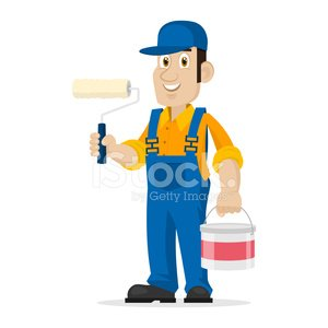 House Painter,Men,Painter,Protective Workwear,Equipment,One Person,Colors,Charming,Home Improvement,Caricature,Jumpsuit,Clothing,Paint Roller,Ilustration,Container,Young Adult,Happiness,Blue,Manual Worker,Holding,Smiling,Bib Overalls,Home Decorator,Work Tool,Cartoon,Standing,coverall,Portrait,Posing,Male,Bucket,Occupation,Uniform,Remote,Characters,White Background,Cheerful,Craftsperson,Paint,Adult,Art,Dyer Island,Rolled Up,Job - Religious Figure