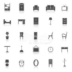 Computer Icon,Symbol,Sofa,Chair,Icon Set,Closet,Picture Frame,Clock,Home Interior,Domestic Room,Bedroom,Shelf,Shelfes,Decoration,Table,Decor,Television Set,Thinking,Bed,Furniture,Alarm,Vector,Comfortable,Flower,Decorating,Ornate,Reflection