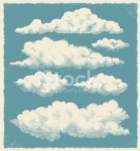 Cloudscape,Cloud - Sky,Sketch,Retro Revival,Old-fashioned,Sky,Art,Backgrounds,Ilustration,Line Art,1940-1980 Retro-Styled Imagery,Pattern,Drawing - Art Product,Knick Knack,Vector,Backdrop,hand drawn,Fluffy,Textured Effect,Grunge,Design Element,Decoration,Cumulus Cloud,Ornate