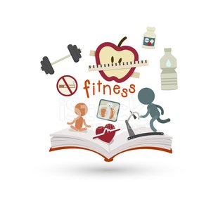 Healthcare And Medicine,Book,Learning,Weight,Number,Bookshelf,Digitally Generated Image,Sport,Reading,Yoga,Equipment,Activity,Slim,Gym,Apple - Fruit,Library,Drinking Water,Heartbeat,Human Muscle,Protein,Vector,Strength,Paper,Heart - Entertainment Group,Open,Bottle,Text,Bookstore,Dictionary,Dumbbell,Symbol,Ilustration,Women,Dieting,Smoking,Milk,Black Color,Part Of,Exercising,Aerobics,Hygiene,Bicycle,Education