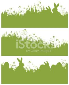 Easter Bunny,Silhouette,Easter,Easter Egg,Rabbit - Animal,Cartoon,Flower,Vector,Springtime,Green Color,Backgrounds,Baby Rabbit,Grass,Cute,Holiday,Wildflower,Isolated,Symbol,Plant,Animal Egg,Weed,Design Element,Design,Decoration,Animal