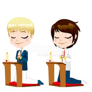 Confirmation,Communion,Praying,Ilustration,Church,Number 1,Friendship,Toddler,Child,Traditional Ceremony,Little Boys,Cartoon,Vector,Catholicism,Cultures,People,Blond Hair,White,Purity,Innocence,Beautiful,Caucasian Ethnicity,Cute,Kneeling,Ceremony,Candle,Suit,Moving Down,Christianity,Brown Hair,Blue,Spirituality,Religion,Isolated