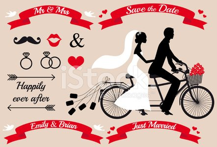 Tandem Bicycle,Bicycle,Silhouette,Two People,Red,Wedding,Human Lips,Valentine's Day - Holiday,Bridegroom,Set,Cycling,Engagement Ring,Invitation,Bride,Married,Engagement,Bird,Honeymoon,Just Married,Vector,Basket,Couple,Husband,Heart Shape,Suit,Veil,Family,Can,Save The Date,Wife,Ring,Drawing - Art Product,Black Color,Diamond,Ilustration,White,Togetherness,Team,Teamwork,Dress,Male,Mr,Love,Ribbon,Arrow,Female,Mustache