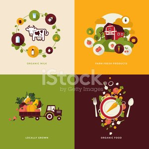 Homegrown Produce,Computer Icon,Restaurant,Vegetable,Flat,Farm,Fruit,Cow,Agriculture,Milk,Set,Concepts,Packaging,Ideas,Food,Tractor,Freshness,Merchandise,Organic,Healthy Eating,Vegetarian Food,Ilustration,Vector,Abstract,Silverware,Animal,Internet,Design,Bio Dynamic,Drink,Leaf,Nature,Tree,Single Object,Baby Food
