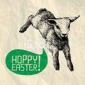 Easter,Rabbit - Animal,Lamb,Jumping,Retro Revival,Lamb,Sheep,Ilustration,Rabbit Meat,Humor,Fun,Label,Springtime,Drawing - Art Product,Passover,Cartoon,Sign,Animal Egg,Eggs,hopp,Backgrounds,Cards,Message,Alleluja,Orthodox Church,Vacations,Design,Hand-drawn,Symbol,Vibrant Color,Bright,Furious,Greeting,Cute,Anger,beige background,Happiness,Orthodox,Set,Animal,Conquering Adversity,Green Color,Season,Letter,Holiday,Design Element,Pattern,Part Of,Cardboard,Celebration,White,Crumpled