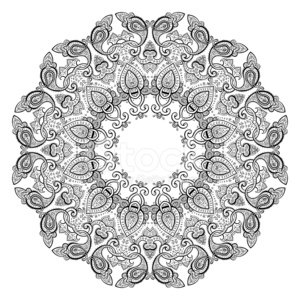 Mandala,India,Pattern,Ilustration,Lace - Textile,Indian Culture,Ornate,Beautiful,Lace,Beauty,Indigenous Culture,Vector,Ethnic,Design,Decoration