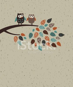 Owl,Tree,Branch,Family,Bird,Wedding,Dating,Cartoon,Outdoors,Retro Revival,Art,Symbol,Love,Backgrounds,Two Animals,Togetherness,Ornate,Textured,Concepts,Springtime,Shape,Fun,Pets,Flirting,Cute,Craft,Ilustration,Happiness,Couple,Nature,Vector,Pencil Drawing,Computer Graphic,Spotted,Striped,Valentine Card,Drawing - Art Product,Abstract,Cheerful,Old-fashioned,Affectionate,Beige,Season,Leaf
