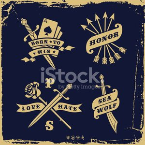 Anchor,Coat Of Arms,Cards,Sword,Tattoo,Single Flower,Grunge,Symbol,Arrow,Dirty,Criminal,Badge,Drawing - Art Product,Pirate,Spade Suit,Marines,Hate,Knife,Insignia,Dagger,Black And White,Sign,Scroll,Ribbon,Antique,Banner,Design,Clip Art,Ilustration,Engraving,Print,Label,1940-1980 Retro-Styled Imagery,Old-fashioned,Vector,Cordon Tape,Homemade,Craft,Rose - Flower,Obsolete,Love,Saber,Computer Graphic,Ace,Old