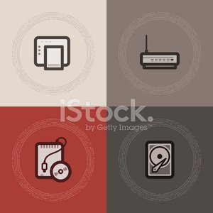 Computer,Personal Accessory,CD-ROM Drive,Modem,Computer Network,Bandwidth,Wireless Technology,CD-ROM,Portable Drive,Hard Drive,PC,Internet,Vehicle Part,Symbol,Sign,Vector,Brown,Red,Computer Part,Black Color,Computer Peripheral