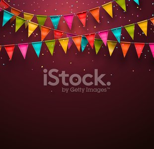 Bunting,Birthday,Traveling Carnival,Confetti,Carnival,Traditional Festival,Streamer,Ornate,Ilustration,Backgrounds,Party - Social Event,Happiness,Hanging,Flag,Triangle,Event,Multi Colored,Rope,Anniversary,Celebration,Decoration,Holiday,Fun,Vector,Dark