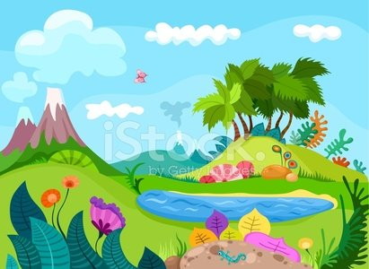 Landscape,Cartoon,Butterfly - Insect,Lake,Tropical Rainforest,Volcano,Animal,Forest,Fairy Tale,Lizard,Vector,Leaf,Grass,Cute,Collection,Ilustration,Frog,Plant,Wildlife,Colors,Multi Colored,Child,Reptile,Flower,Animals In The Wild,Single Flower,Green Color,Book,Nature,Water,Backgrounds,Color Image,Design,Palm Tree,Comic Book,Tree,Outdoors,Fun,Park - Man Made Space,Cloud - Sky,Environmental Conservation,Art
