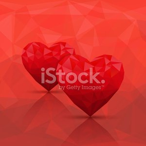 Vector,Two-dimensional Shape,Heart Shape,Triangle,Ilustration,Design,Love,Shape,Abstract,Geometric Shape,Textured,Romance,Holiday,Valentine Card,Computer Graphic,Banner
