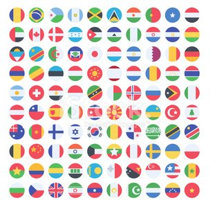 Flag,Earth,World Map,Globe - Man Made Object,Computer Icon,Symbol,Europe,Country - Geographic Area,Africa,International Landmark,Authority,China - East Asia,Map,Interface Icons,Japan,South,Cartography,Southern USA,Unity,Travel,Russia,UK,Asia,White,USA,Sign,England,American Culture,Isolated,Vector,Set,West - Direction,National Landmark,nation,India,Collection,Part Of,The Americas,continent,North,Physical Geography,East,Insignia,Canada,Ilustration,Colors,Germany,Topography,Design