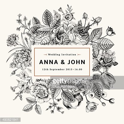 Floral,Old,Computer Graphics,Monochrome,Elegance,Grace,Romance,Intricacy,Botany,Composition,Victorian Style,Black And White,Design,Plant,Label,Wedding,Pattern,Old,Old-fashioned,Flower,Springtime,Summer,Rose - Flower,Tulip,Cards,Backgrounds,Beauty,Computer Graphic,Flowerbed,Carnation - Flower,Postcard,Frame,Ornate,Gold Colored,Anniversary,Blossom,Illustration,Celebration,Inviting,Beauty In Nature,Floral Pattern,Vector,Retro Styled,Monochrome,Beautiful People,Invitation,Classic,111645