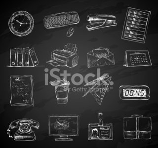 Vector,Chalk Drawing,Office Interior,Briefcase,Drawing - Activity,Blackboard,Clock,Infographic,Computer Monitor,The Media,Set,user,Application Software,Design Element,Internet,Symbol,Icon Set,Paper,Sketch,Coffee - Drink,Ilustration,Ruler,Business,Graph,Presentation,Social Issues,Web Page,Chart,Computer Printer,Computer Mouse,Computer Keyboard,Telephone,Stapler,Envelope,Document,Computer,Collection,Calendar,Isolated,Pencil,ID Card,Communication,Technology,Connection,File