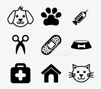 Dog,Domestic Cat,Silhouette,Ilustration,First Aid Kit,Domestic Life,Domestic Animals,Life,Nature,Friendship,Concepts,Animal,Mammal,Cute,Mascot,Pets,Characters,Puppy,Icon Set,Injecting,Vector,Animal Print,Canine