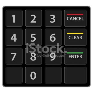 Computer Keyboard,Keypad,ATM,Exchanging,Combination Lock,Bank,Bank Teller,Coin Bank,debit,Technology,Metal,Order,Silver Colored,Safety,Currency,Equipment,Alphabet,pinpad,Credit Card,Input Device,Security,Paying,Finance,Bank Deposit Slip,Password,Stock Exchange,Interface Icons,Electrical Equipment,Cancel,Customer,Protection,Computer Monitor,Accessibility,Removing,Gray,Automatic,Number,Coding,PIN Entry,Buying,Secrecy,Coin,Enter Key,Control Panel