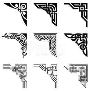 Celtic Style,Celtic Culture,Frame,Corner,Angle,Tied Knot,Close-up,Computer Graphic,Ornate,Pattern,Design Element,Ilustration,Part Of,Backgrounds,Black Color,Striped,Antique,Design,Cultures,Vector,Art Title,White,Page,Geometric Shape,Isolated,Square,Single Line,Abstract,Set,Old-fashioned,Art,Decoration,Elegance,Square Shape,Luxury,Ribbon
