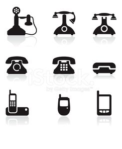 Telephone,Candlestick Phone,Mobile Phone,Black Color,Cordless Phone,Landline Phone,White,Icon Set,Cable,Telephone Line,Communication,Vector,Off The Hook,Flip Phone,Conference Phone,Ilustration,Dial,Antenna - Aerial,Interface Icons,Connection,Global Communications,Mobile Phone Base Station,White Background,Isolated On White,Medium Group of Objects,Reflection