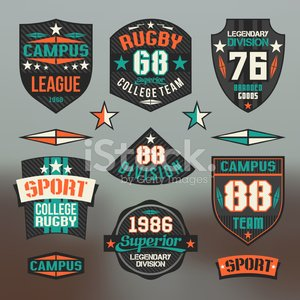 Sign,Football,American Football - Sport,Retro Revival,Sport,Insignia,Shield,Icon Set,Sports Team,Education,1980s Style,Star Shape,Design,Collection,Chevron Corporation,Flat,Campus,Vibrant Color,Equipment,Gray,Rugby,Green Color,Branding,Freedom,Circle,Power,Sensuality,Young Adult,University,Set,Success,Striped,Print,American Culture,Sports League,Label,Courage,Community,Contrasts,Black Color,Luxury,Orange Color,Rebellion,Sparse,Composition,Plate
