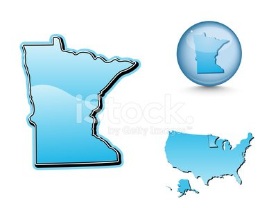 Minnesota,state,Sphere,Map,Land,Travel,North America,USA,Blue,Non-Urban Scene,Ilustration,Minnesota Map,Turquoise,Cartography,Illustrations And Vector Art,Usa Map,vector map,Rural Scene,Modern,Shiny