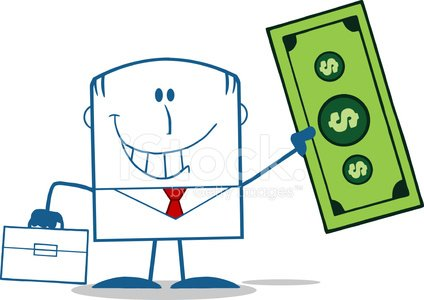 Drawing - Art Product,Cartoon,Humor,Illustrations And Vector Art,Characters,Computer Graphic,Business,Happiness,Smiling,Vector Cartoons,Isolated On White,One Person,Black And White,Men,One Dollar Bill,Occupation,Painted Image,Holding,Dollar,Male,Monochrome,Image,Paintings,Ilustration,Vector,Image Type,Joy,Design,Digitally Generated Image,Clip Art,Mascot,Job - Religious Figure,Tie,Businessman,US Paper Currency,Briefcase,Color Image,Multi Colored,Dollar Sign,Cheerful