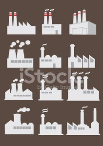 Vector,Refinery,Symbol,Fumes,Business,Power Station,Factory,Industrial Building,Digitally Generated Image,Clip Art,Ilustration,Design,Isolated,Smoke - Physical Structure,Sparse,Icon Set,Simplicity,Toxic Substance,Drawing - Art Product,Carbon Dioxide,factory building,Fuel and Power Generation,Petrochemical Plant,Conceptual Symbol,Industry,Environmental Damage,Building Exterior,Art,Chimney,Pollution,Environment,Chemical Plant,Toxic Waste,Nuclear Power Station,Air Pollution,Sign