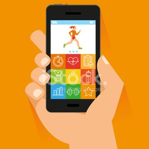 Mobile Phone,Healthcare And Medicine,Healthy Lifestyle,Application Software,Jogging,Healthy Eating,Equipment,Exercising,Tracker,Infographic,Sport,Vector,Smartwatch,Sign,Activity,Symbol,Technology,Computer Icon,Connection,Dumbbell,Wrist,Bracelet,Human Heart,Dieting,Human Hand,Touch Screen,Unhealthy Eating,Timer,Lifestyles