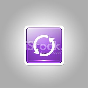 Part Of,Computer Icon,Metallic,Design,Interface Icons,Telephone,Backgrounds,Isolated,Ilustration,Rounded Corner,Purple,Sign,Rectangle,Computer Graphic,Shiny,Technology,Refreshment,reload,Memories,Multimedia,reset,retry,Push Button,Shape,Internet,Digitally Generated Image,Vector,Symbol,sync,App Icon,Click,Keypad,Control