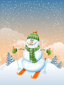 Skiing,Christmas,Holiday,Winter,Characters,Postcard,Fairy Tale,Scarf,Ski,Knit Hat,Fun,Greeting Card,December,Forest,Ilustration,Fir Tree,Sport,Carrot,Decoration,Spruce Tree,Humor,Celebration,Blue,Season,Design Element,template,Greeting,Cartoon,Happiness,Backgrounds,New Year,Snowman,Snow,Landscape,Cheerful,Smiling,Non-Urban Scene,Cold - Termperature,Vector,Snowing,Invitation,Cute,Symbol,Gift,Snowflake,Tree