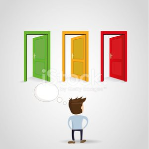 Door,Opening,Open,Accessibility,Problems,Thinking,Choice,Decisions,Occupation,Domestic Life,Industrial,Closed,Education,Vector,Red,Road,Green Color,Lost,Challenge,Thoroughfare,Business,Solution,Success,Confusion,Yellow,Employment Issues,Single Object,Entrance,Businessman,Men,Communication